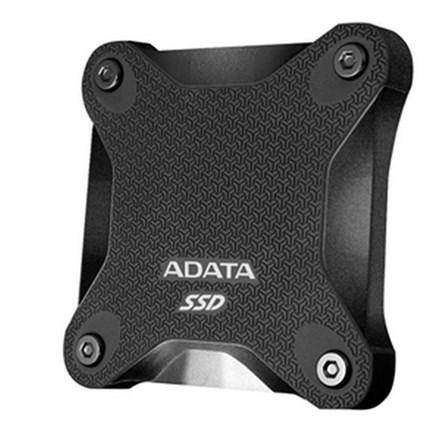 ADATA SD600Q USB3.1 Durable External SSD 480GB Black DRA274