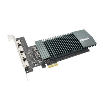 ASUS GT710-4H-SL-2GD5 GT710 2GB DDR5 PCIE Graphics Card 4*HDMI AVN018