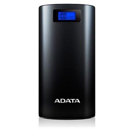 ADATA Power Bank P20000D LCD - 20,000mAh with LED Flashlight PWR030
