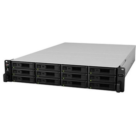 Synology RS3617xs+ 12 Bay Xeon 2.2GHz 6C 8GB RAM 2U R/Mount NAS 5Yr SYNR31