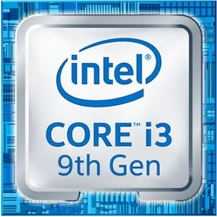 Intel Core i3-9100 3.6GHz Quad Core Processor - LGA1151v2 CQI390