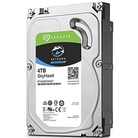 "Seagate SkyHawk SATA 3.5"" 64MB 4TB Surveillance HDD HD6547"