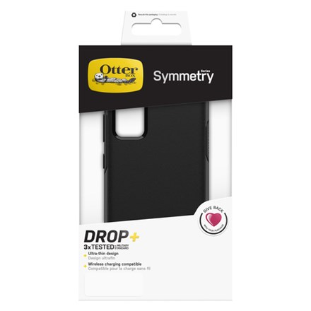 Otterbox Samsung S20 FE Symmetry Case - Black 840104237151