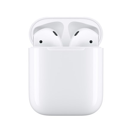Apple Airpods 2 With Charging Case White 190199098558