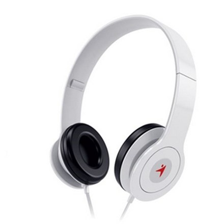 Genius HS-M450 Mobile Headphones with In-Line Microphone White HC729