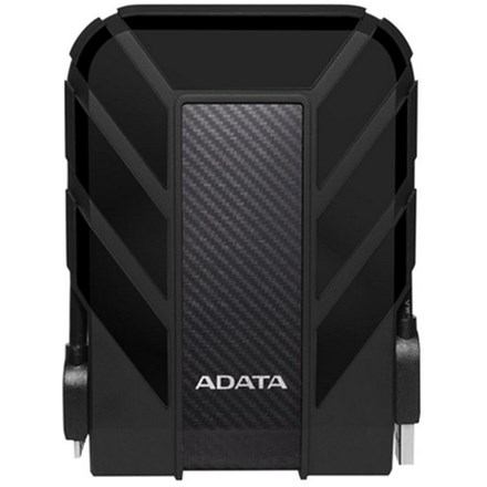 ADATA HD710 Pro Durable USB3.1 External HDD 2TB Black DRA516