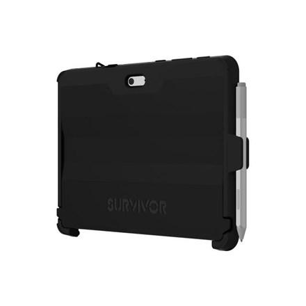 Griffin Survivor Slim for Surface Go - Black GFB-011-BLK