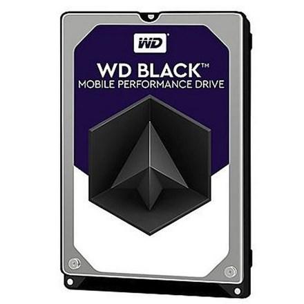 """WD Black SATA 2.5"""" 7200RPM 32MB 7mm 500GB HDD 5Yr Wty HD3618"""