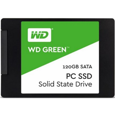 "WD Green SATA3 3D 2.5"" SSD 120GB DX8114"