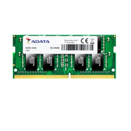 ADATA 8GB DDR4-2400 1024X8 SODIMM Lifetime wty NB2407