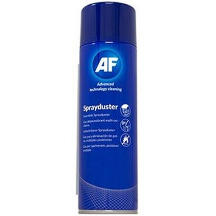 AF Spray Invertible Aerosol Airduster - 200ml CL302