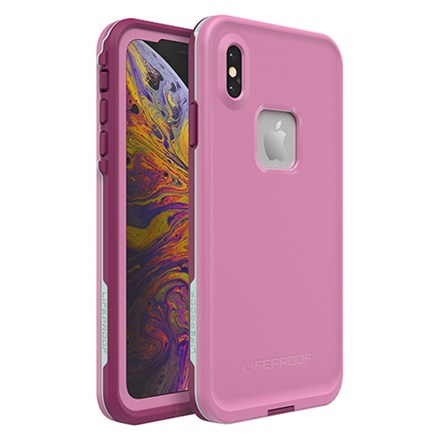 LifeProof iPhone XS Max Fre Case - Frost Bite