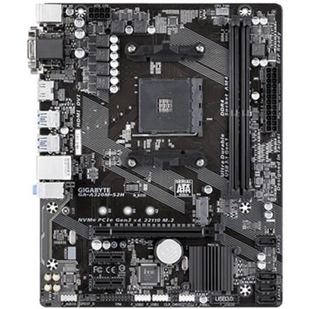 Gigabyte A320M-S2H mATX AM4 DDR4 Motherboard MGA139