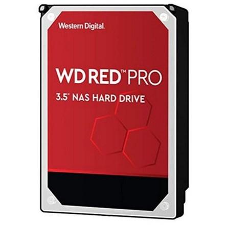 """WD Red Pro SATA 3.5"""" 7200RPM 256MB 8TB NAS HDD  5Yr Wty HD1473"""