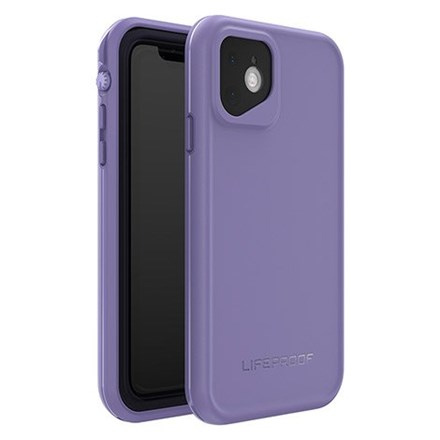 Lifeproof iPhone 11  Fre Case - Purple