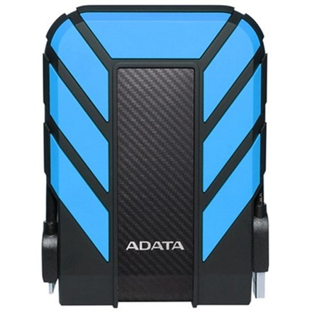ADATA HD710 Pro Durable USB3.1 External HDD 1TB Blue DRA504