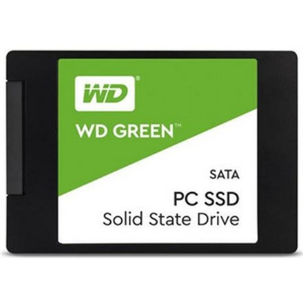 "WD Green SATA3 3D 2.5"" SSD 480GB DX8135"