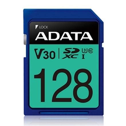 ADATA Premier Pro UHS-I U3 V30 SDXC Card 128GB FS181-Y28