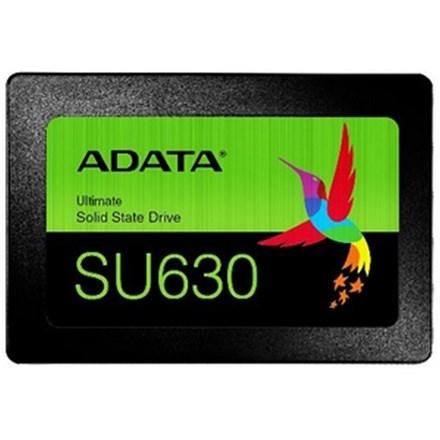 "ADATA SU630 Ultimate SATA 3 2.5"" 3D NAND QLC SSD 3.84TB DX1141"