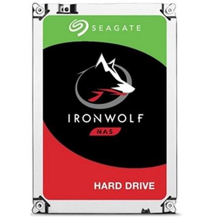 "Seagate IronWolf SATA 3.5"" 5900RPM 64MB 2TB NAS HDD 3Yr Wty HD6312"