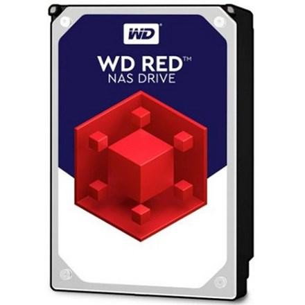 """WD Red Plus SATA 3.5"""" Intellipower 64MB 4TB NAS HDD 3Yr Wty HD1291"""