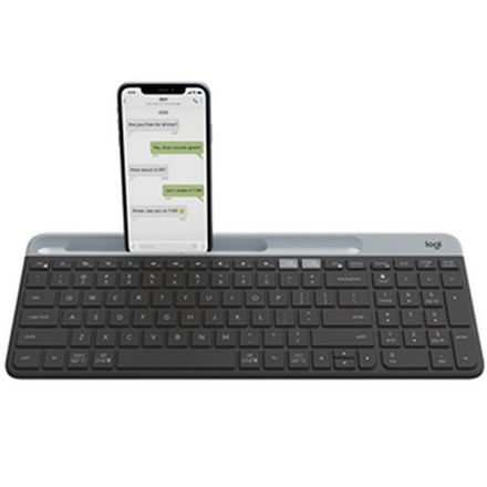 Logitech K580 Multi-Device Wireless Keyboard - Grey HW5185