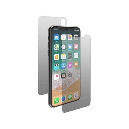 3SIXT Front & Rear Gorilla Glass - iPhone X/XS - Clear 10152360