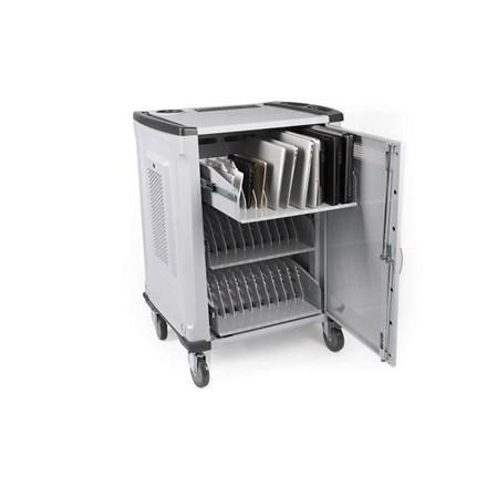Griffin Laptop Charge Cart 32 x AC Outlets AU43729