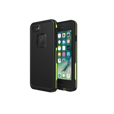 LifeProof Fre - iPhone 7/8 - Black Lime 77-56788
