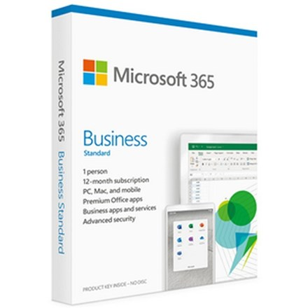 Microsoft 365 Business Standard - 1 User - 1 Year PC038