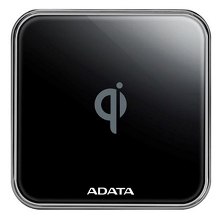 Adata Wireless QI Charging Pad 10w - Black CA1157
