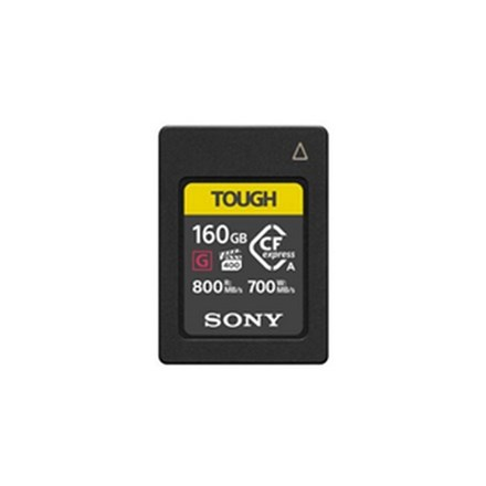 Sony CEA-G160T Tough CFexpress Card 160GB FC165-G160