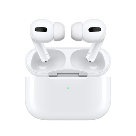 Apple Airpods Pro With Wireless Charging Case White 190199246980