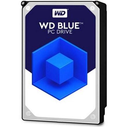 """WD Blue SATA 3.5"""" 5400RPM 64MB 4TB HDD 2Yr Wty HD0093"""