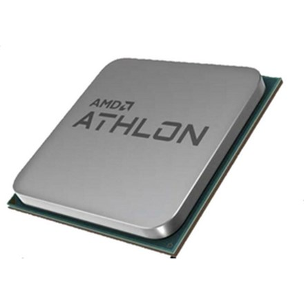 AMD Athlon 3000G Dual Core AM4 APU with VEGA 3 Graphics CQA3000