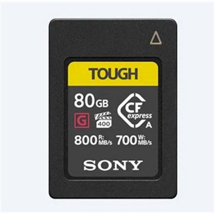Sony CEA-G80T Tough CFexpress card 80GB FC165-G80
