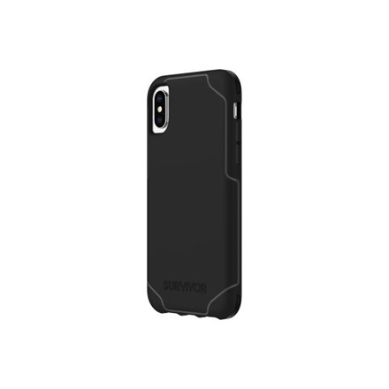 Griffin Survivor Strong for iPhone X / Xs - Black GIP-008-BLK