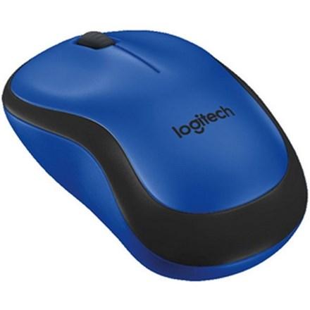 Logitech M221 Silent Wireless Mouse Blue IM5184L