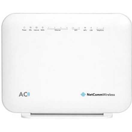 Netcomm NF18ACV VDSL/ADSL/UFB Router AC1600 Voice MO6519