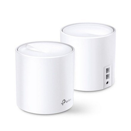 TP-Link Deco X20 Mesh AX1800 Wi-Fi Access Point - Twin Pack TP2420