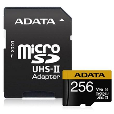 ADATA Premier ONE V90 UHS II Micro SDXC Card 256GB FS390-Y56
