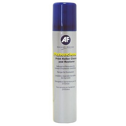 AF Platenclene Rubber Roller Restorer for Faxes / Printers - 100ml CL250