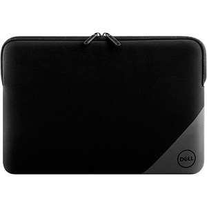 "Dell Essential Carrying Case (Sleeve) for 33 cm (13"") Notebook - Black - Water Resistant, Spill Resistant, Scratch Resistant, Bump Resistant - Nylex Interior"