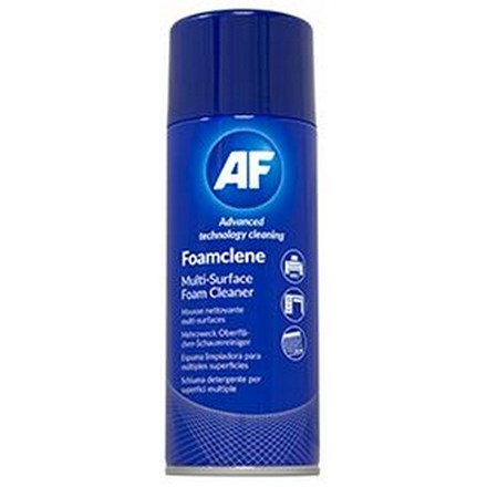 AF Anti-Static FoamClene Foaming Cleaner 300ml Can CL221
