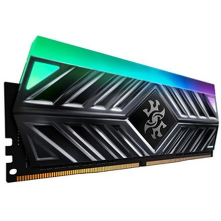 XPG Spectrix D41 16GB (2*8GB) DDR4-3600 RGB Black Lifetime wty RM3695