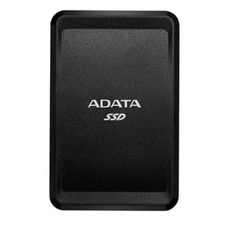 ADATA SC685 USB3.2 Type-C (Gen 2) External SSD 500GB Black DRA300