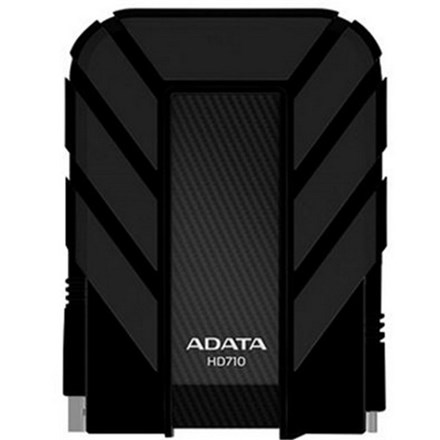 ADATA HD710 Pro Durable USB3.1 External HDD 4TB Black DRA532