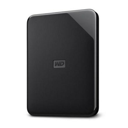 """WD Elements Portable 2.5"""" USB 3.0 2TB Black External HDD DW3356"""