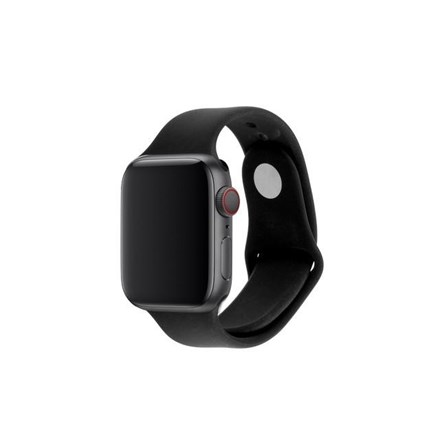 3SIXT Apple Watch Band - Silicone - 38/40mm - Black 10152326