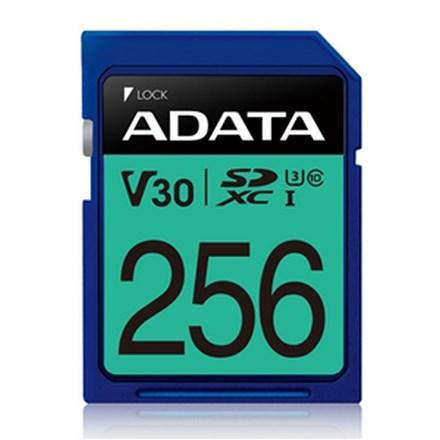ADATA Premier Pro V30 UHS-I U3 SDXC Card 256GB FS181-Y56
